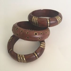 Kenneth Jay Lane bracelets